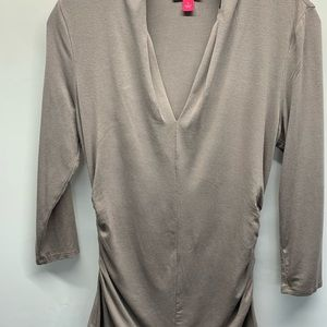 Vince Comuto Ruched Top